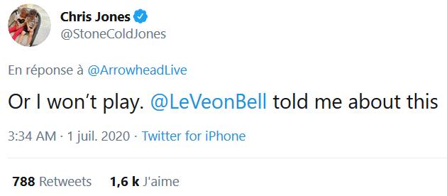 Chris Jones Twitter