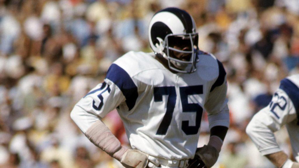 Histoire des Rams - Deacon Jones