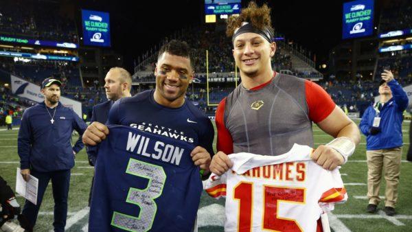 Mahomes & Wilson