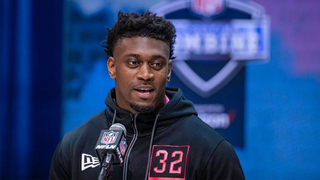 Patrick Queen NFL Combine