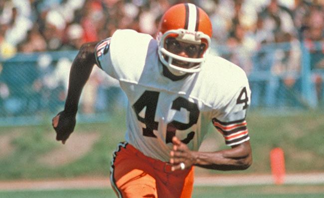 Histoire des Browns - Paul Warfield