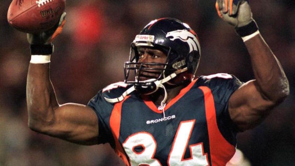 Histoire des Broncos - Shannon Sharpe