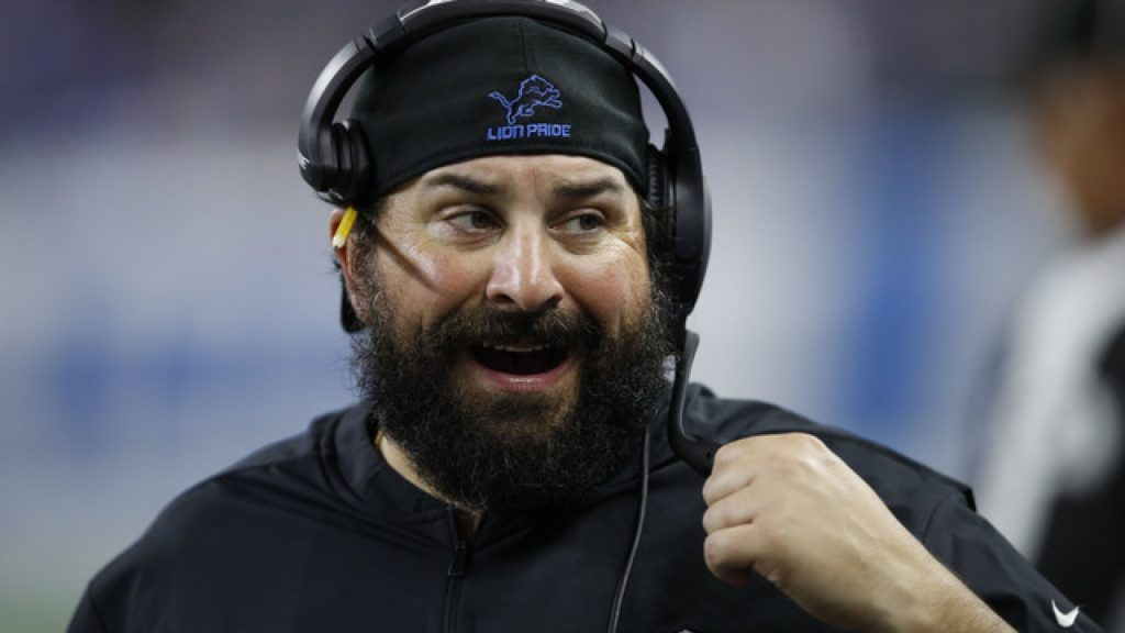 NFC North 2020 - Matt Patricia