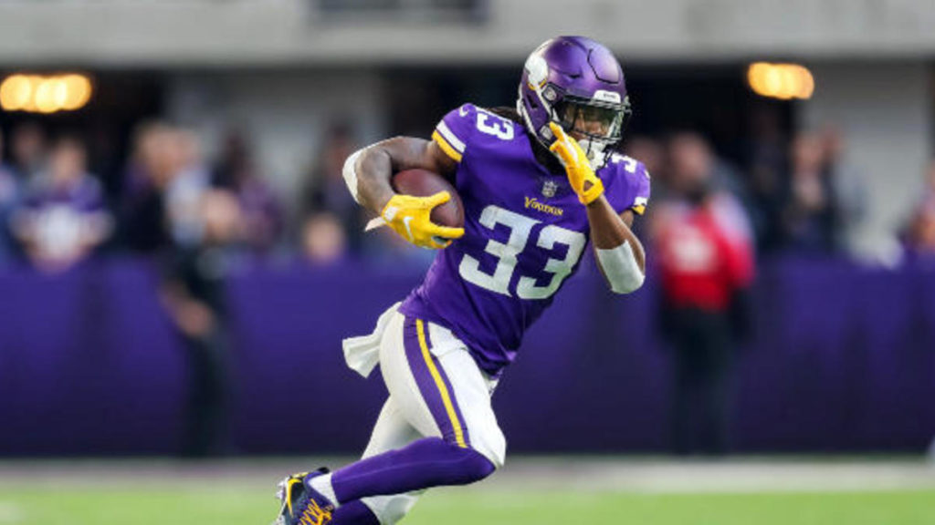 NFC North 2020 - Dalvin Cook