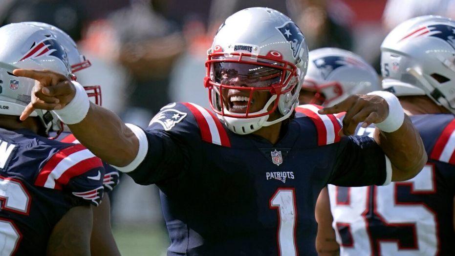 NFL Week 1 - Cam Newton