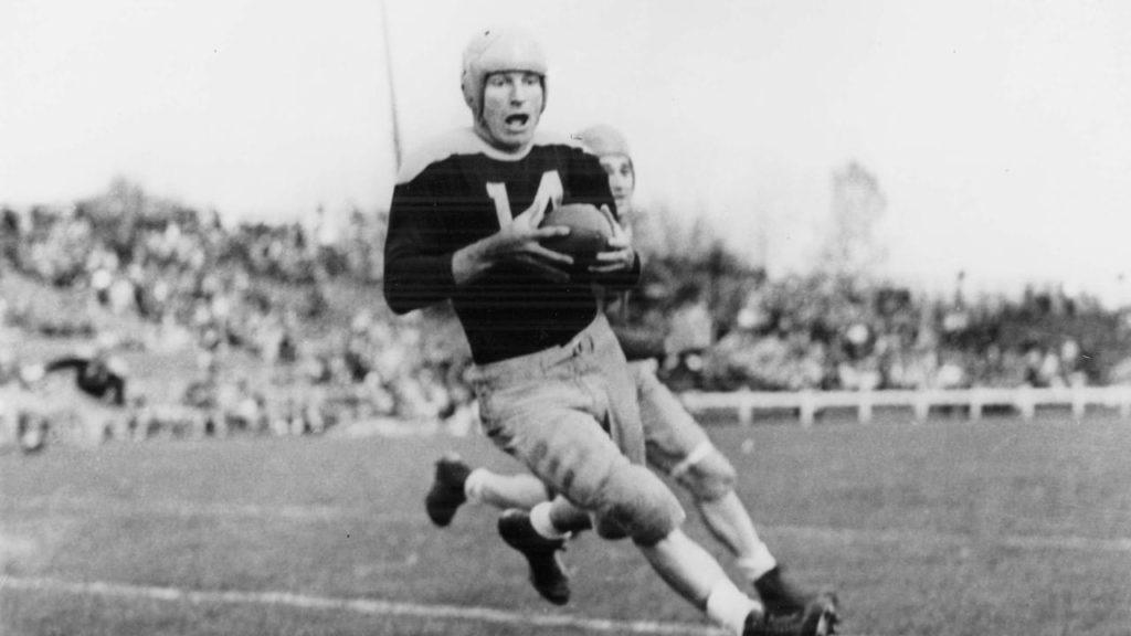 Histoire des Packers - Don Hutson
