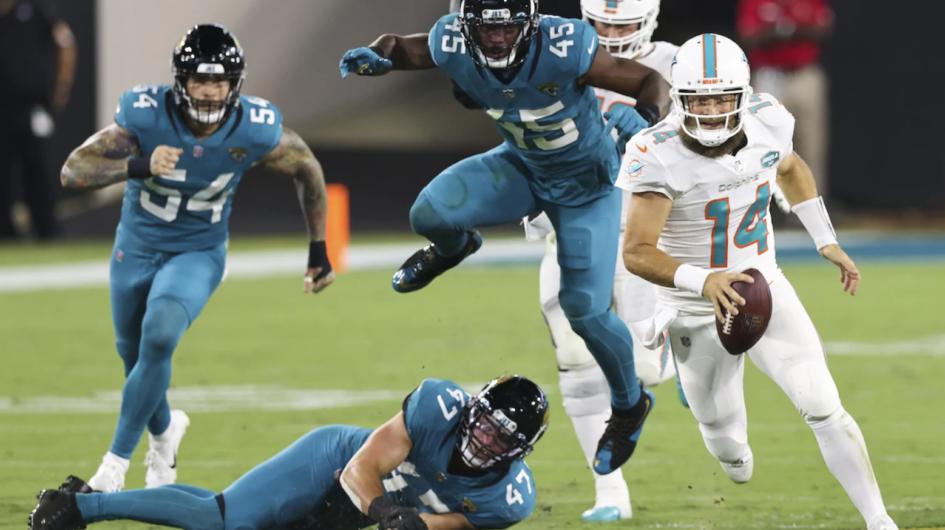 NFL Week 3 - Dolphins vs Jaguars