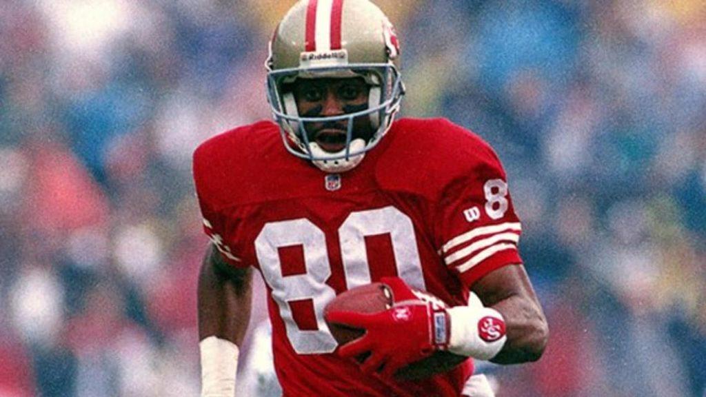 Histoire des 49ers - Jerry Rice