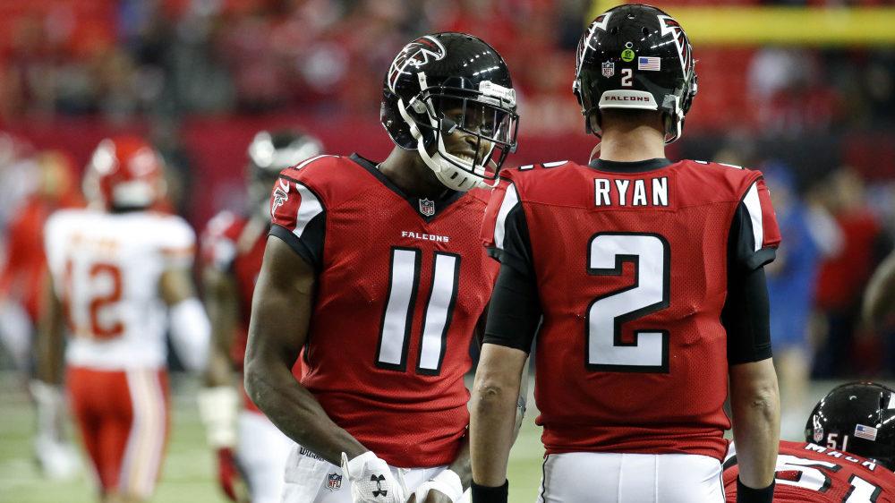 NFC South 2020 - Atlanta Falcons