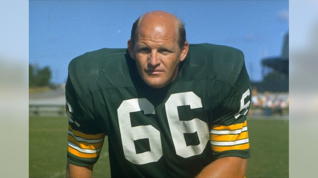 Histoire des Packers - Ray Nitschke