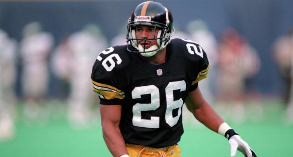 Histoire des Steelers - Rod Woodson
