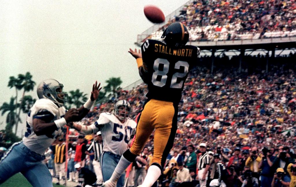 Histoire des Steelers - John  Stallworth