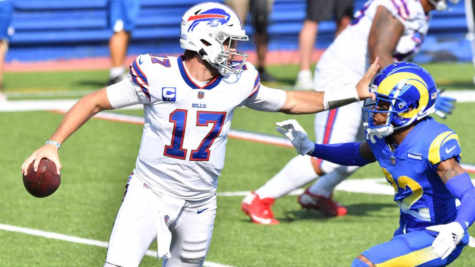 NFL Week 3 - Josh Allen
