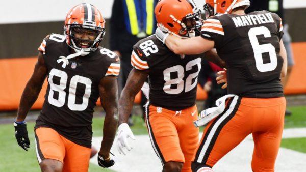 NFL Week 5 - Cleveland Browns