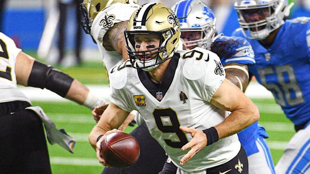 NFL Week 4 - Drew Brees