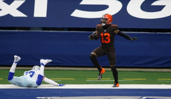 NFL Week 4 - Odell Beckham Jr