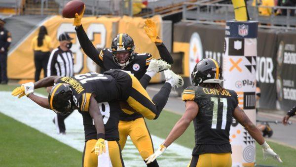 NFL Week 6 - Pittsburgh Steelers