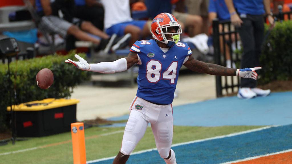 Kyle Pitts Florida
