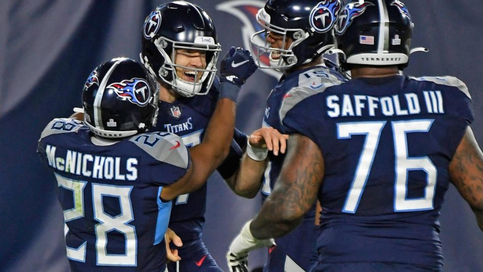 Week 5 - Tennessee Titans