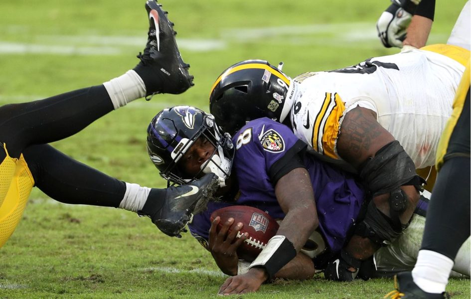 Steelers vs Ravens