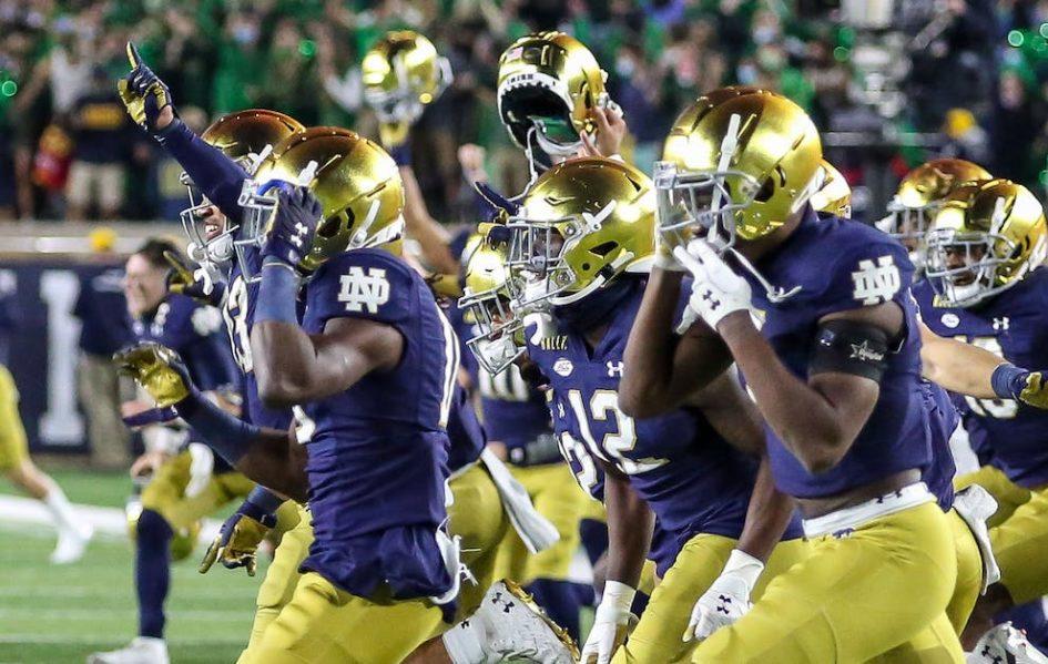 Notre Dame vs Clemson