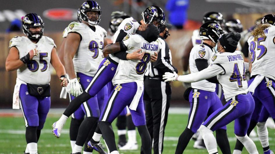 Ravens vs Browns