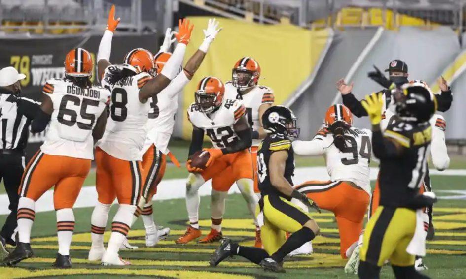 Browns vs Steelers