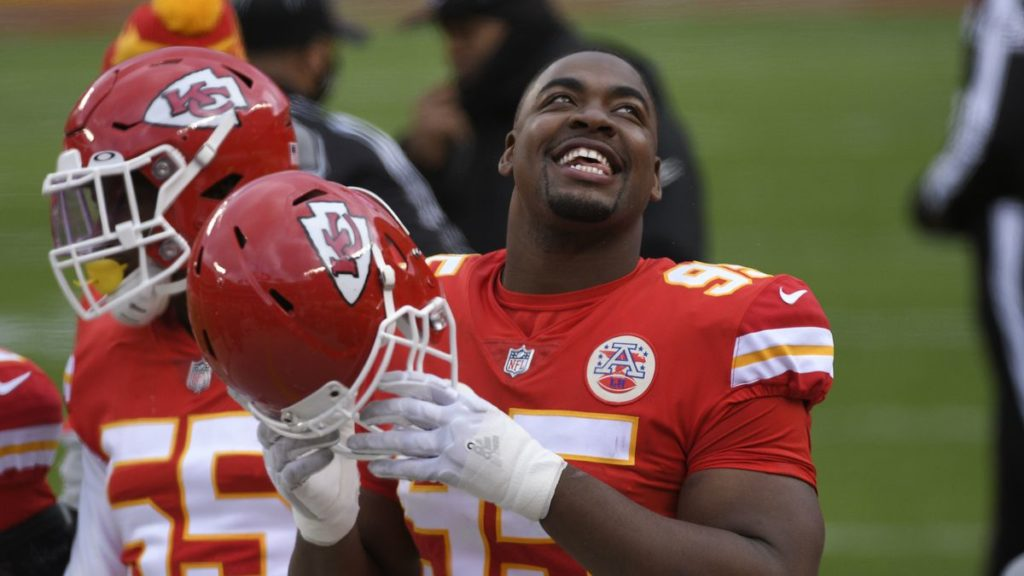 Chris Jones - Kansas City Chiefs