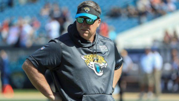 Doug Marrone Jaguars