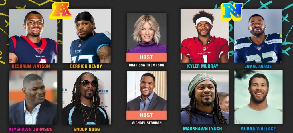 Pro Bowl 2021 Madden