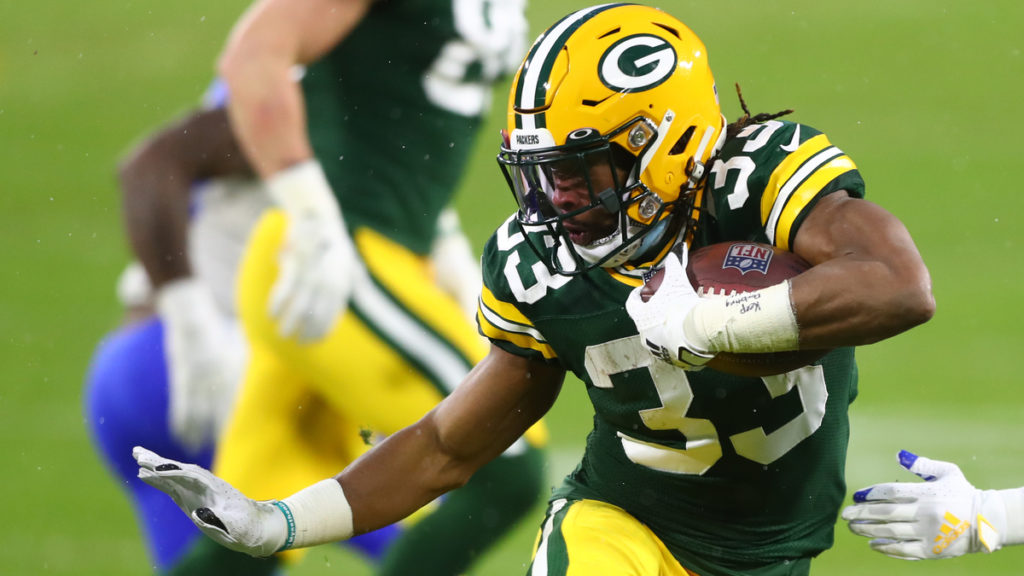 Green Bay Packers - Aaron Jones