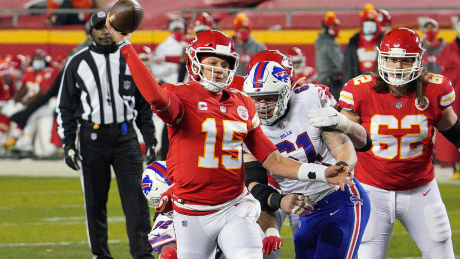 Chiefs vs Bills