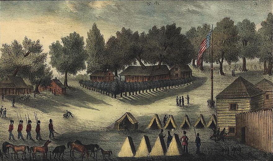 Fort Brooke Tampa
