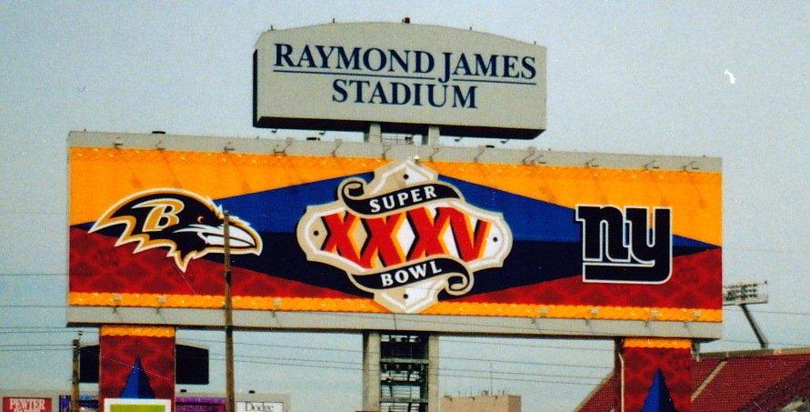 Raymond James Stadium Tampa