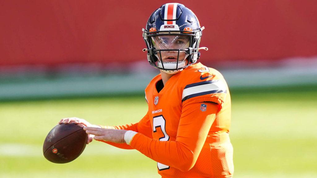 Drew Lock Broncos