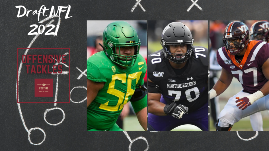 Draft NFL 2021 - Offensive Tackles