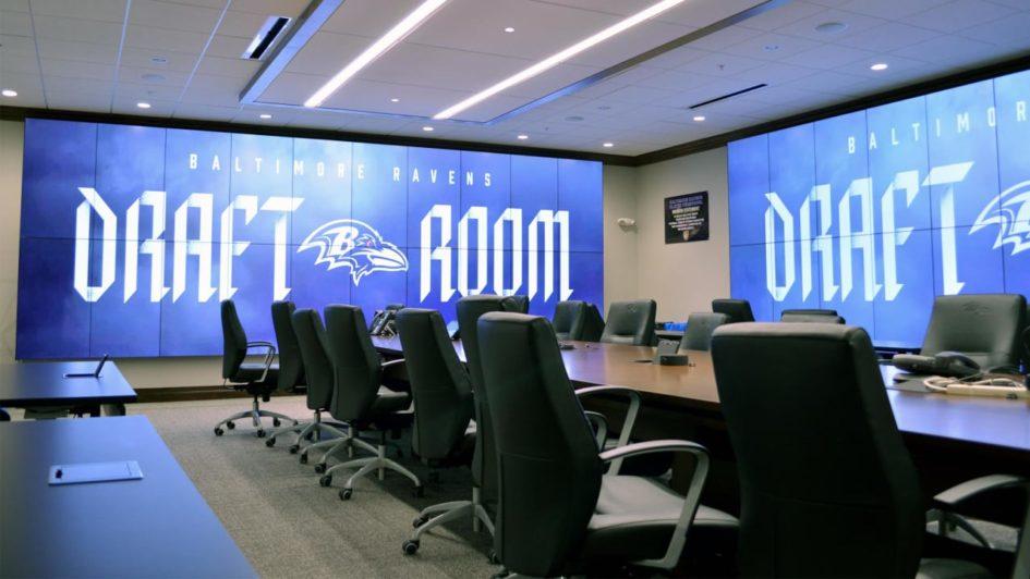 NFL Draft Room