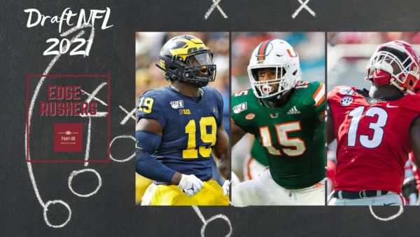 Draft NFL 2021 - Edge rushers