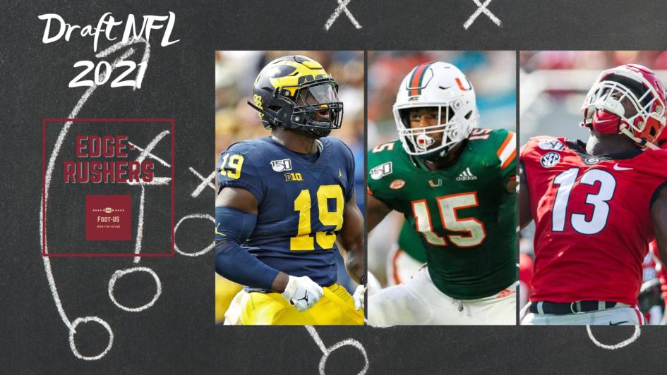 Draft NFL 2021 - Edge rushers