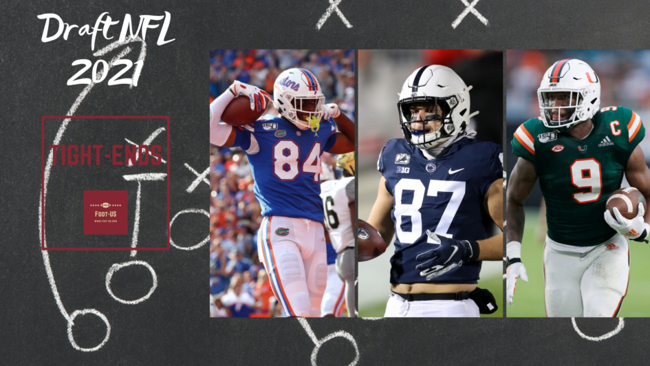 Draft NFL 2021 - Tight-ends