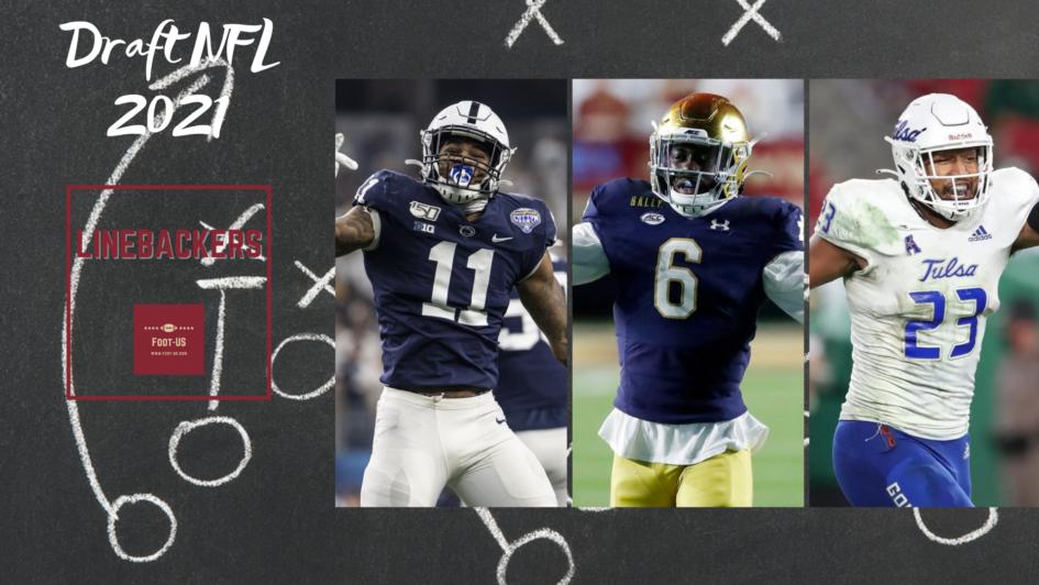 Draft NFL 2021 - Linebackers