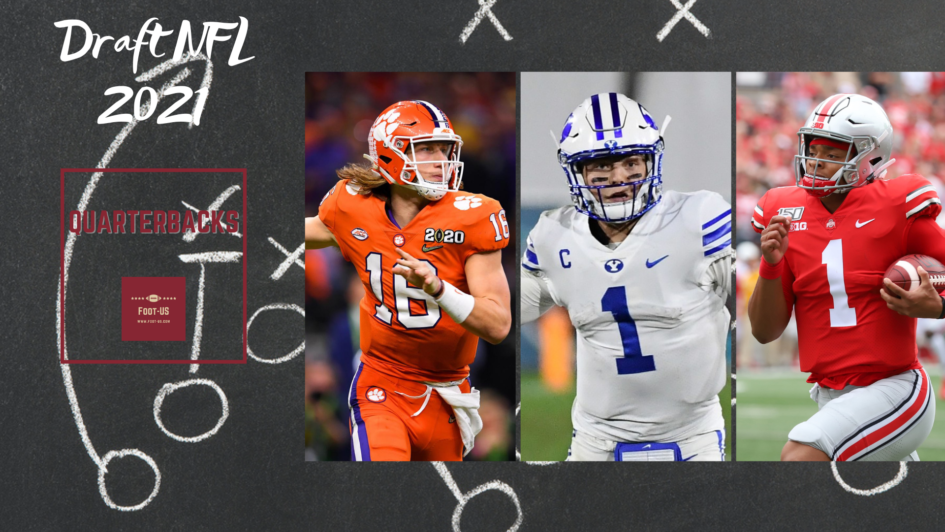 Draft NFL 2021 - Quarterbacks
