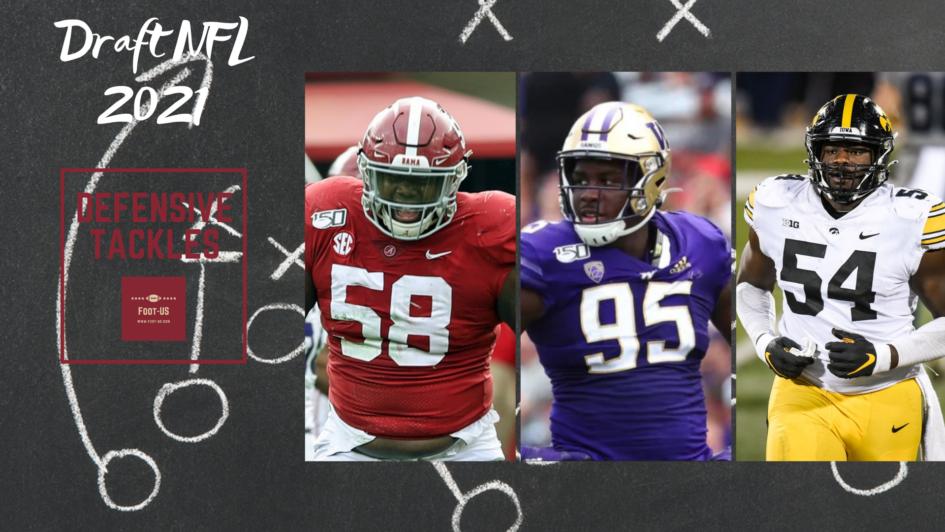 Draft NFL 2021 - Defensive Tackles