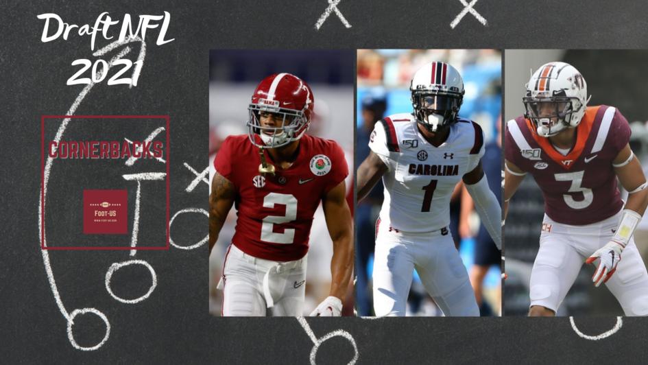 Draft NFL 2021 - Cornerbacks