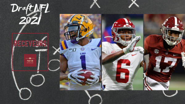 Draft NFL 2021 WR