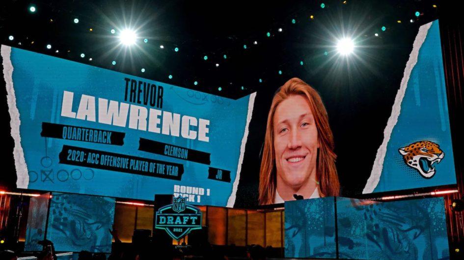 Trevor Lawrence Draft