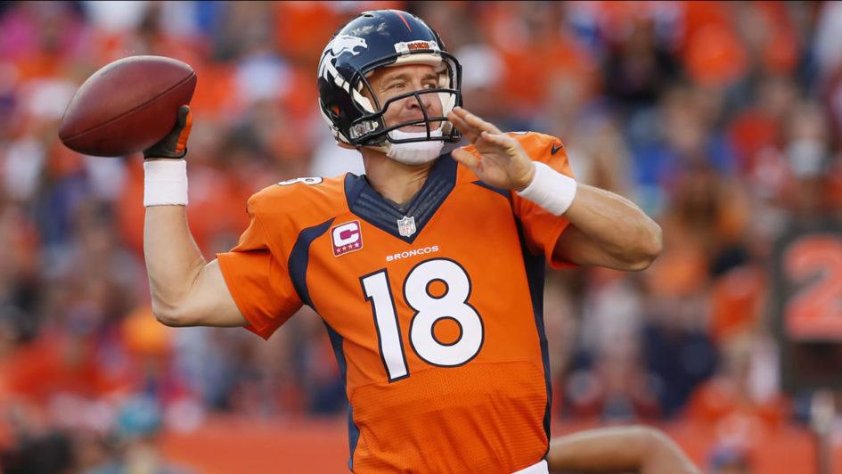 Peyton Manning records