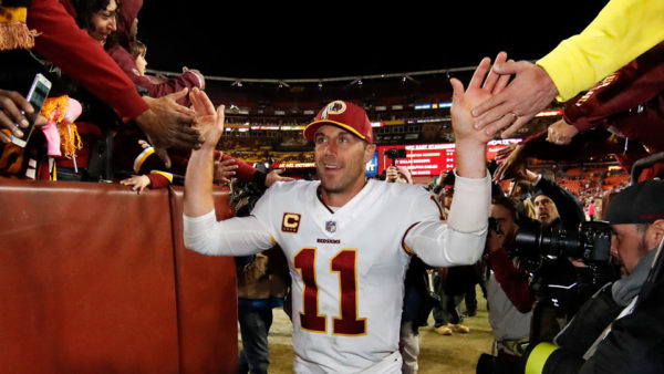 Alex Smith retraite