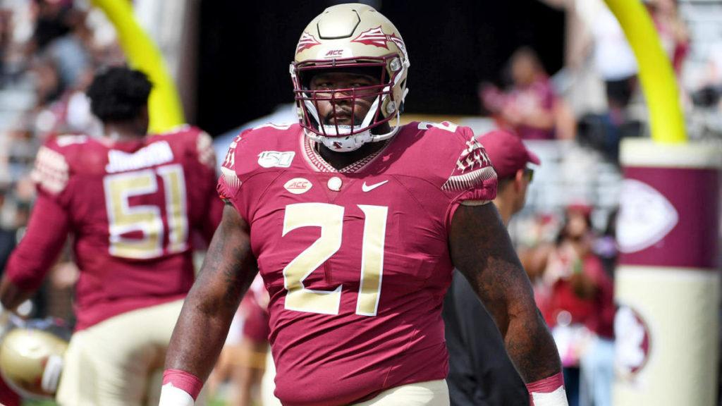 Marvin Wilson Draft NFL 2021