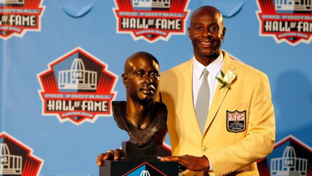 Jerry Rice Hall of Fame
